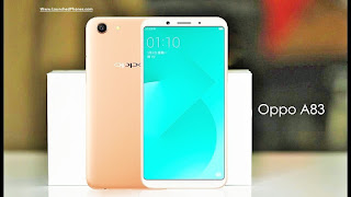 which was launched inward Jan this twelvemonth Oppo A83 2018! Again a junk phone!