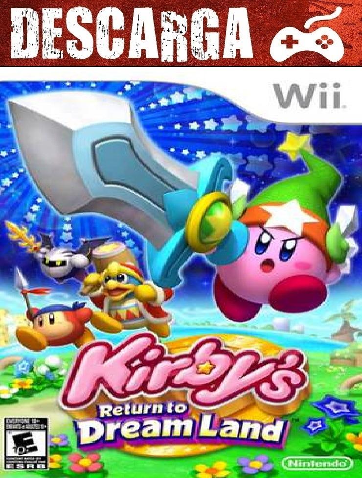 Wii Pal Kirby