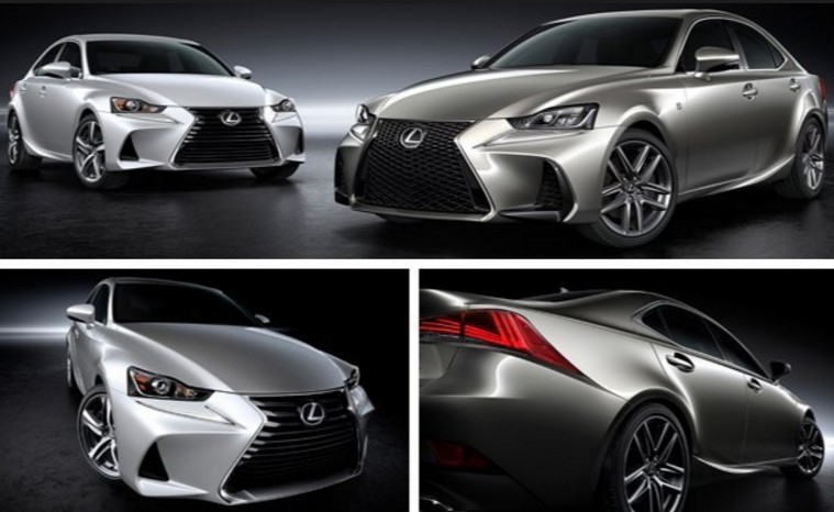 2017 Lexus IS350 F Sport Review Cars reviews rumors and