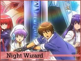 Phim Night Wizard The Animation