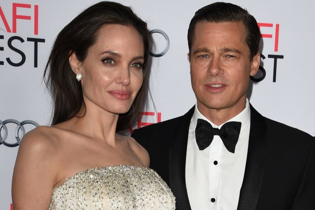 Brad Pitt and Angelina Jolie are 'back together' after 'intense counselling'