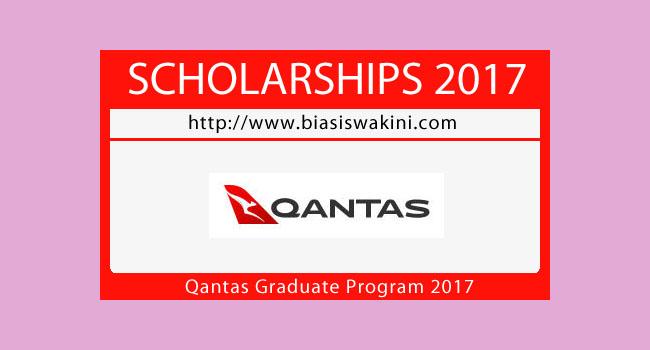 Qantas Graduate Program 2017