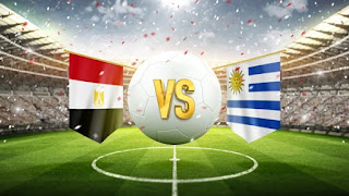 Egypt vs Uruguay Live Streaming online Today 15.06.2018 World Cup 2018