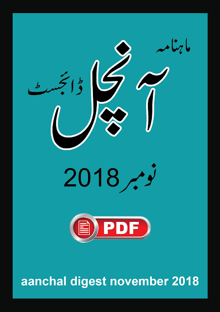 Aanchal Digest November 2018 PDF Download or Read Online