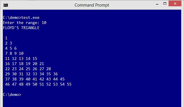 C PROGRAMS EXAMPLES WITH OUTPUT DOWNLOAD