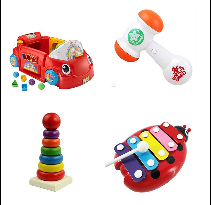4 Month Baby Toys : Month old baby toys