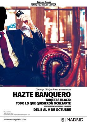 Teatro y música en el Fernán Gómez. Octubre 2016