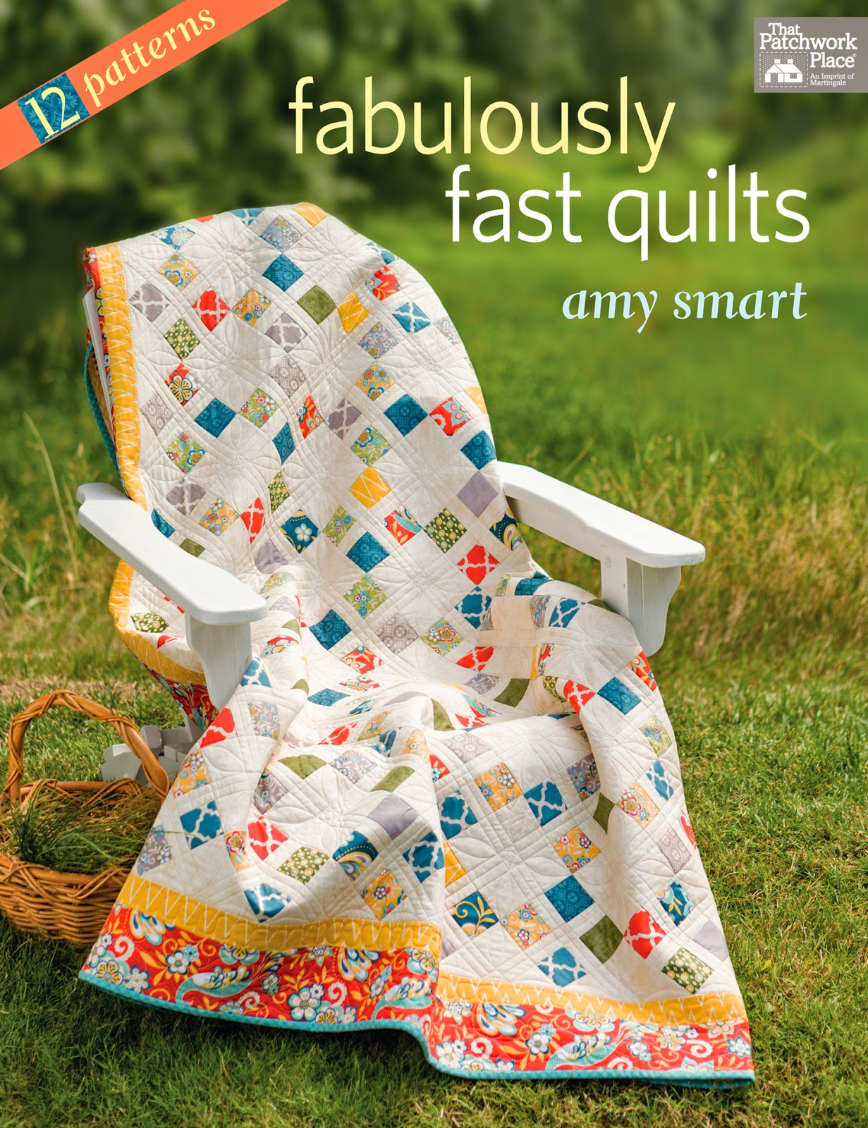 Book: Fabulously Fast Quilts by Amy Smart