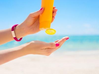 Kem chống nắng chứa Vitamin A gây hại cho da