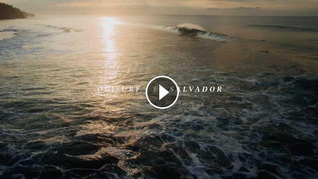 Ouisurf Eldorado El Zonte Surf Session
