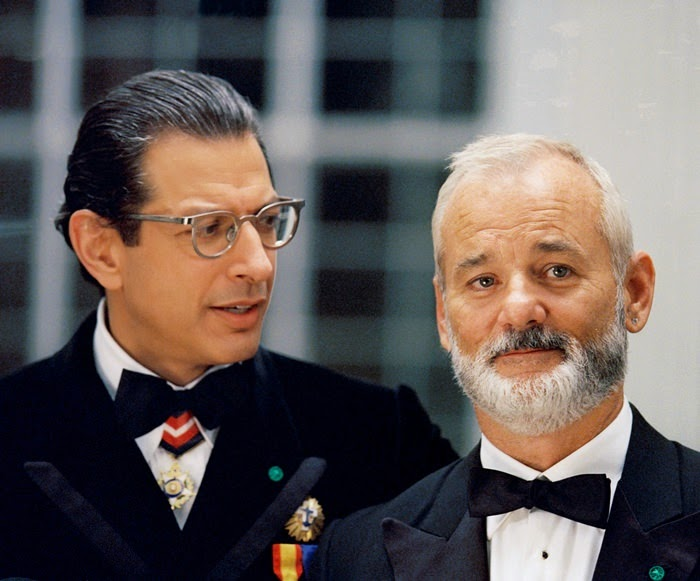 the life aquatic with steve zissou jeff goldblum bill murray