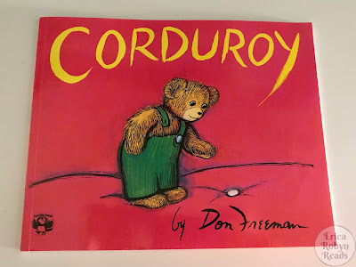 Corduroy by Don Freeman book cover