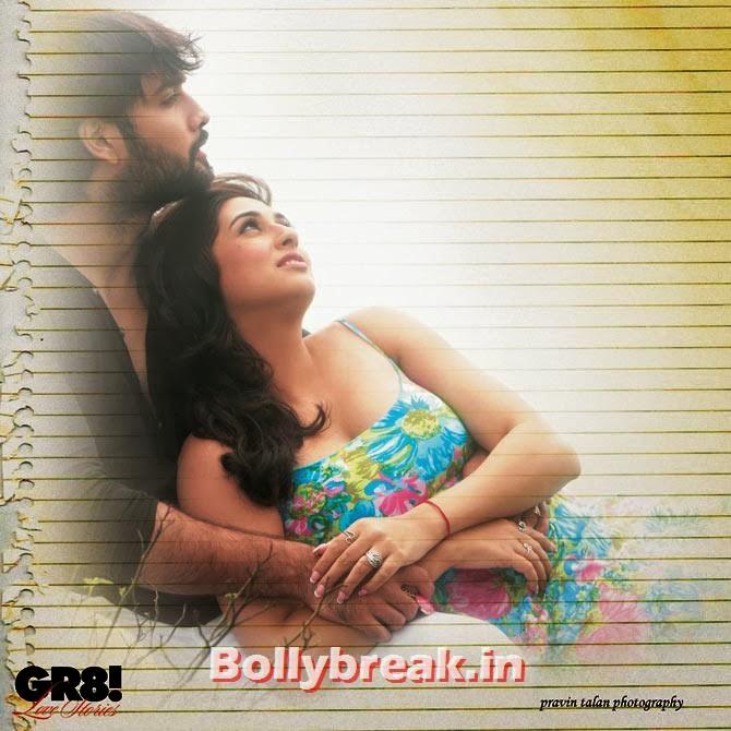 Vahbbiz Dorabjee and Vivian Dsena, Indian Tv Real Life Couples - Your Favourite?