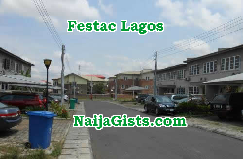 man murder girlfriend festac