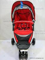 2 CocoLatte CL531 Street LightWeight Baby Stroller 2