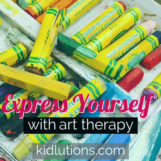 Express yourself art therapy solutioingenieria Gallery