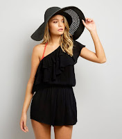 http://www.newlook.com/row/womens/clothing/swimwear/cover-ups-kaftans/black-asymmetric-frill-trim-beach-playsuit/p/525012101?comp=PDP-Color-Swatch