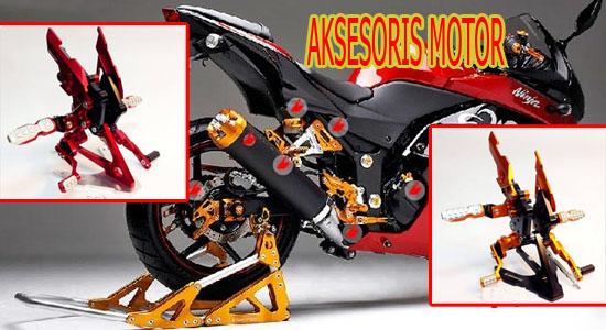 Harga Aksesoris Footstep Underbone Motor