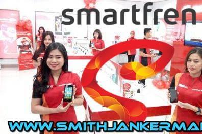 Lowongan PT. Smartfren Tbk Pekanbaru Maret 2018