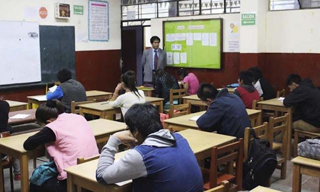 CEBA estudios escolares en corto tiempo chincha.info