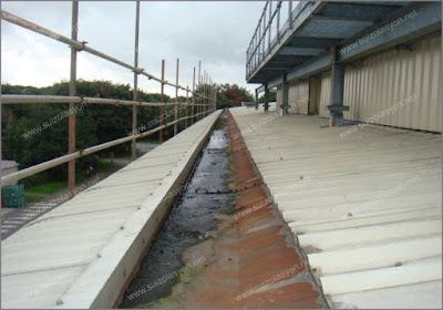 Ankara'da Garantili %100 etkili Çatı oluğu su yalıtımlarımız ile uzun yıllar problemsiz, uygulamalar sunuyoruz..