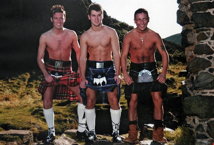 scottish guys