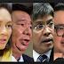 LP senators removed from key posts in Senate reorg