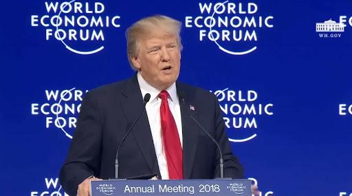 達沃斯演說 川普:美國優先不意味獨善其身   國際   新頭殼 Newtalk