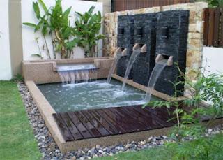 kolam ikan minimalis lahan sempit, kolam ikan minimalis lahan sempit batu alam, kolam ikan minimalis batu alam