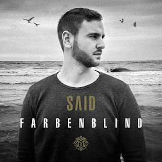 Said - Farbenblind - Album Download, Itunes Cover, Official Cover, Album CD Cover Art, Tracklist