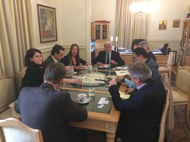 Περιφερειάρχης Πελοποννήσου: Μοντέλο για τη χώρα το Invest in Peloponnese