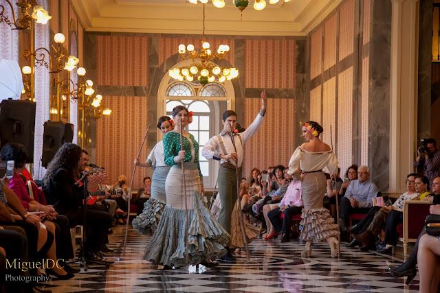 Desfile moda Teatro Romea