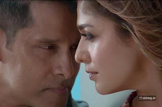 Vikram-Nayanthara-Iru-Mugan-Movie-Stills