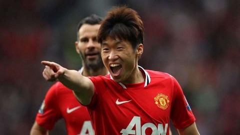 Tiền vệ Park Ji Sung (Hàn Quốc)