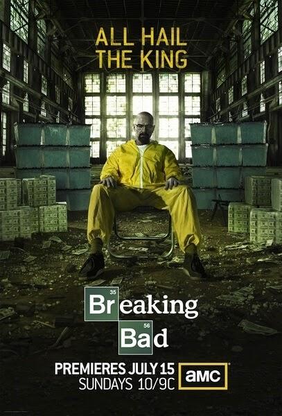 絕命毒師,breaking bad season 5