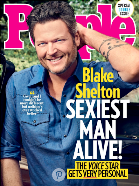 Blake Shelton People Magazine