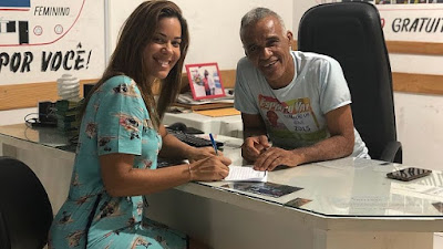 Bahia: Maria Quitéria vai concorrer a deputada federal pelo Avante