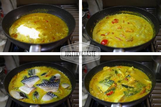 Resep Kari Ikan JTT