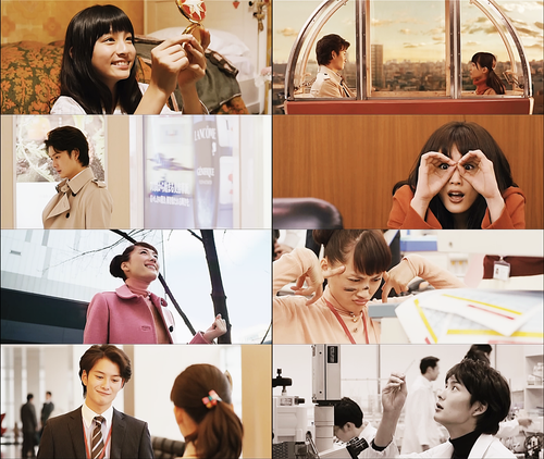 الكوميديا Himitsu Akko-chan