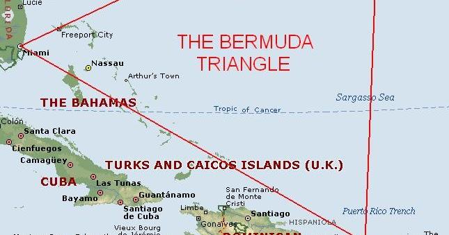 Apa itu Segitiga Bermuda? - Terbarutau