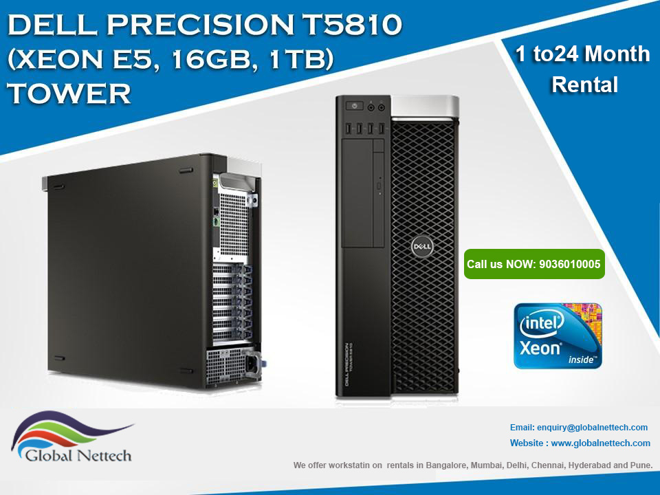 Hp Z440 Vs Dell T5810