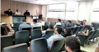 Realizada reunião com aprovados no concurso para técnico-administrativos da UFCG