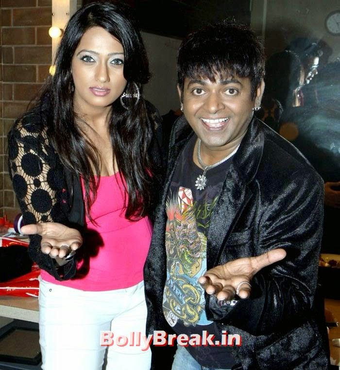 Brinda Parekh, Brinda Parekh, Tanisha Singh at Rehman Khan's Stand Up Comedy Show