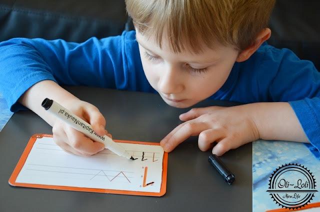 Jak nauczyć dziecko pisać?