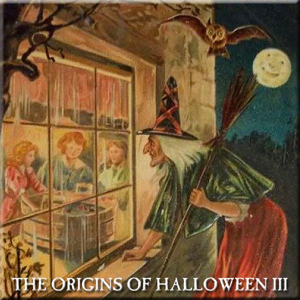 Hypnogoria: HYPNOGORIA - The Origins of Halloween: the Story So Far...