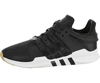 half off b168f 31a0f adidas Originals EQT Support ADV Men s Shoes Black b37345 (10.5 D(M) US)  2019