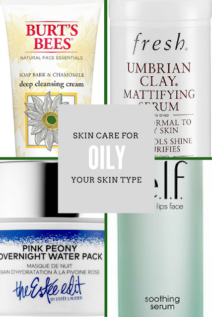 Skin Care For Your Skin Type: Oily