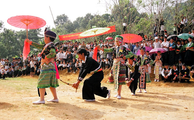 The ethnic Hmong in Ha Giang 1