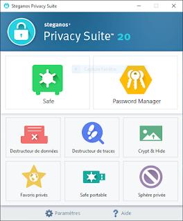 أقوى وأفضل برنامج لحماية خصوصية وأمان نظامك Steganos Privacy Suite 20.0.7