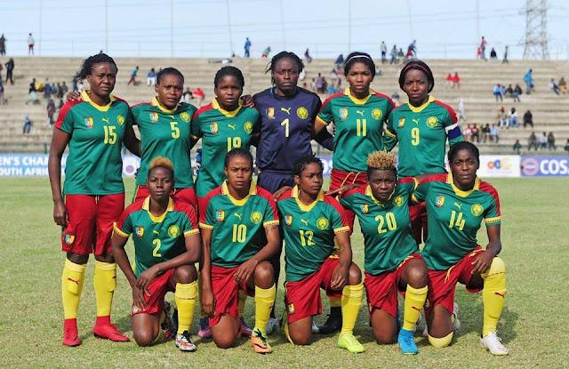 COSAFA 2018 : LE CAMEROUN ÉTRILLE LE LESOTHO